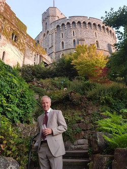 Martyn Daniels at Round Tower Windsor Ca