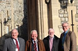 Sir James Perowne, Douglas Hill, Alec Mc
