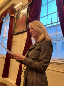 AGM 2019 Guildhall Windsor Annie Quigley