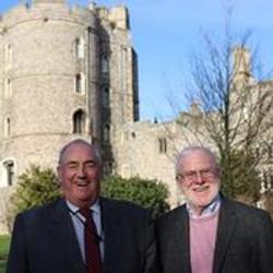 Sir James Perowne Alec McQuin Windsor Ca