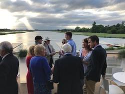President's recep 2017 Dorney Lake