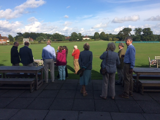 Tea Party and Rounders 2 2017