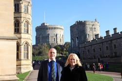 Guests at Windsor Castle 2020