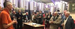 Windsor & Eton Brewery, Will Calvert hos