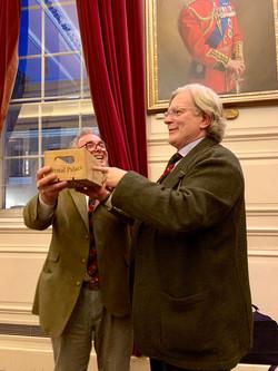 Kevin Giddings and Nick Farrow