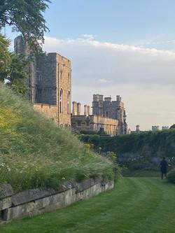 Summer Recep Windsor Castle 2021 Moat Garden 2