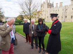 Windsor & Eton Castle Tour October
