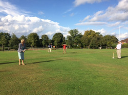 Tea Party and Rounders 3 2017