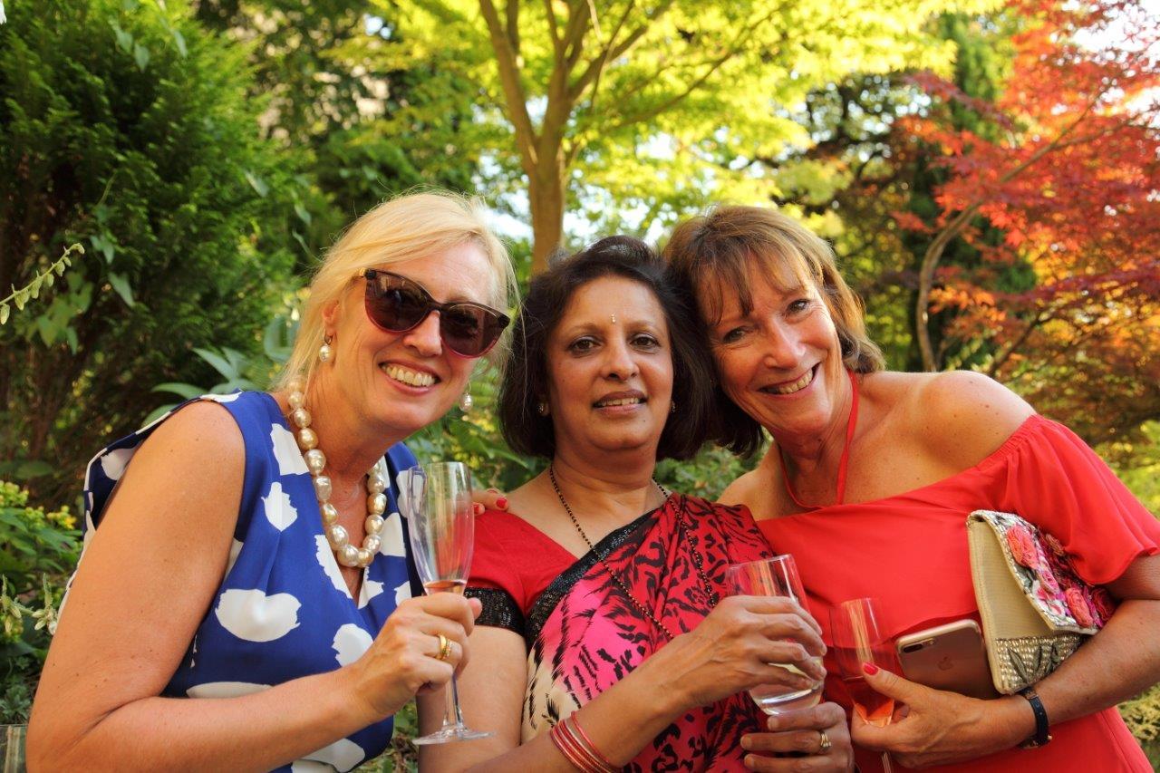 Annie, Mrs Uma Patel, Judy