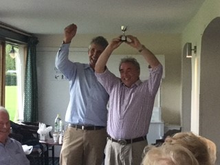Tea Party and Rounders 2017 Presentation 3 Triumph