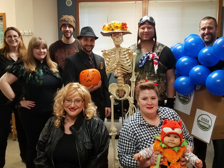 Halloween Happenings at Active Life