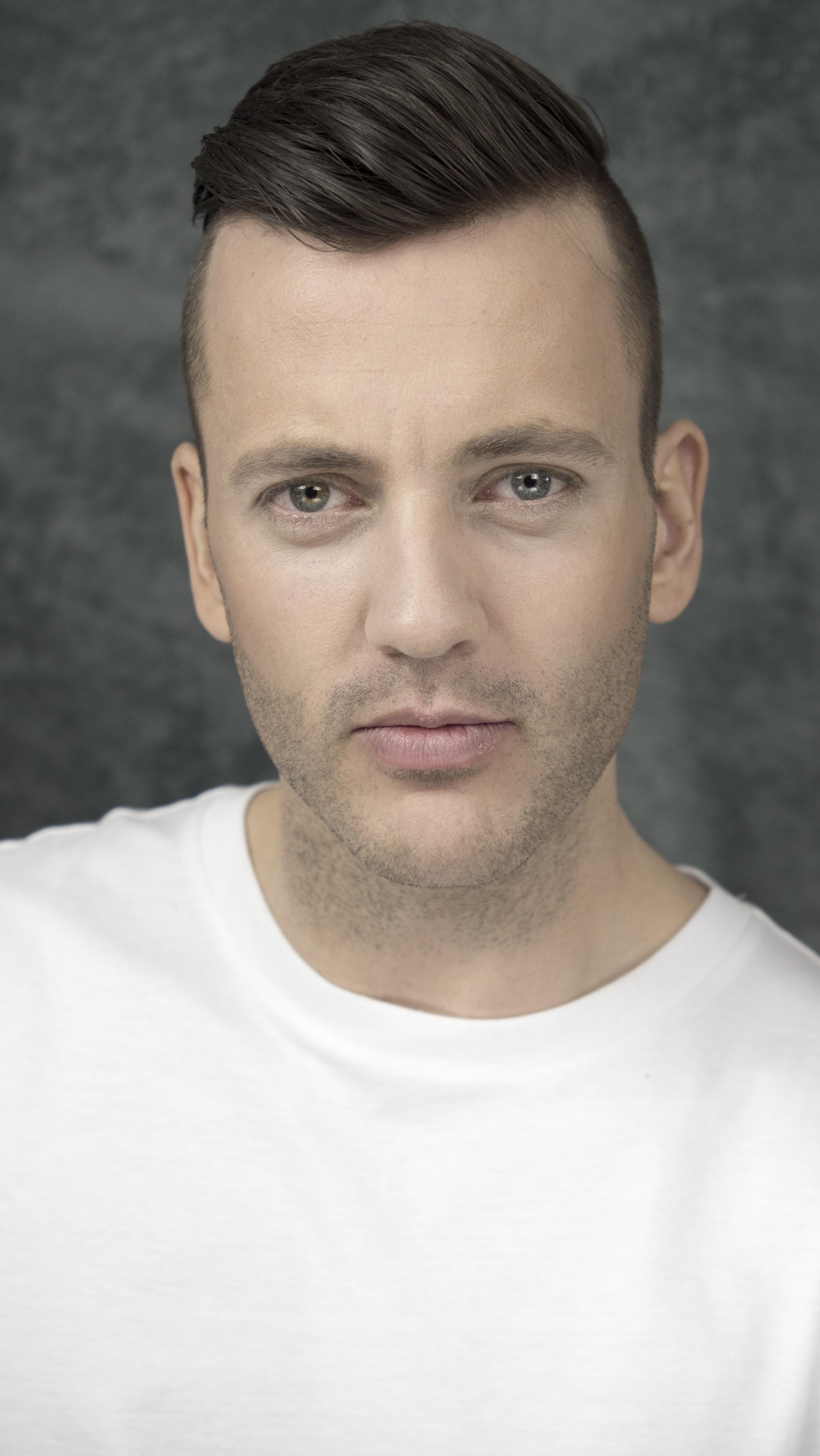 Actor blue eyes