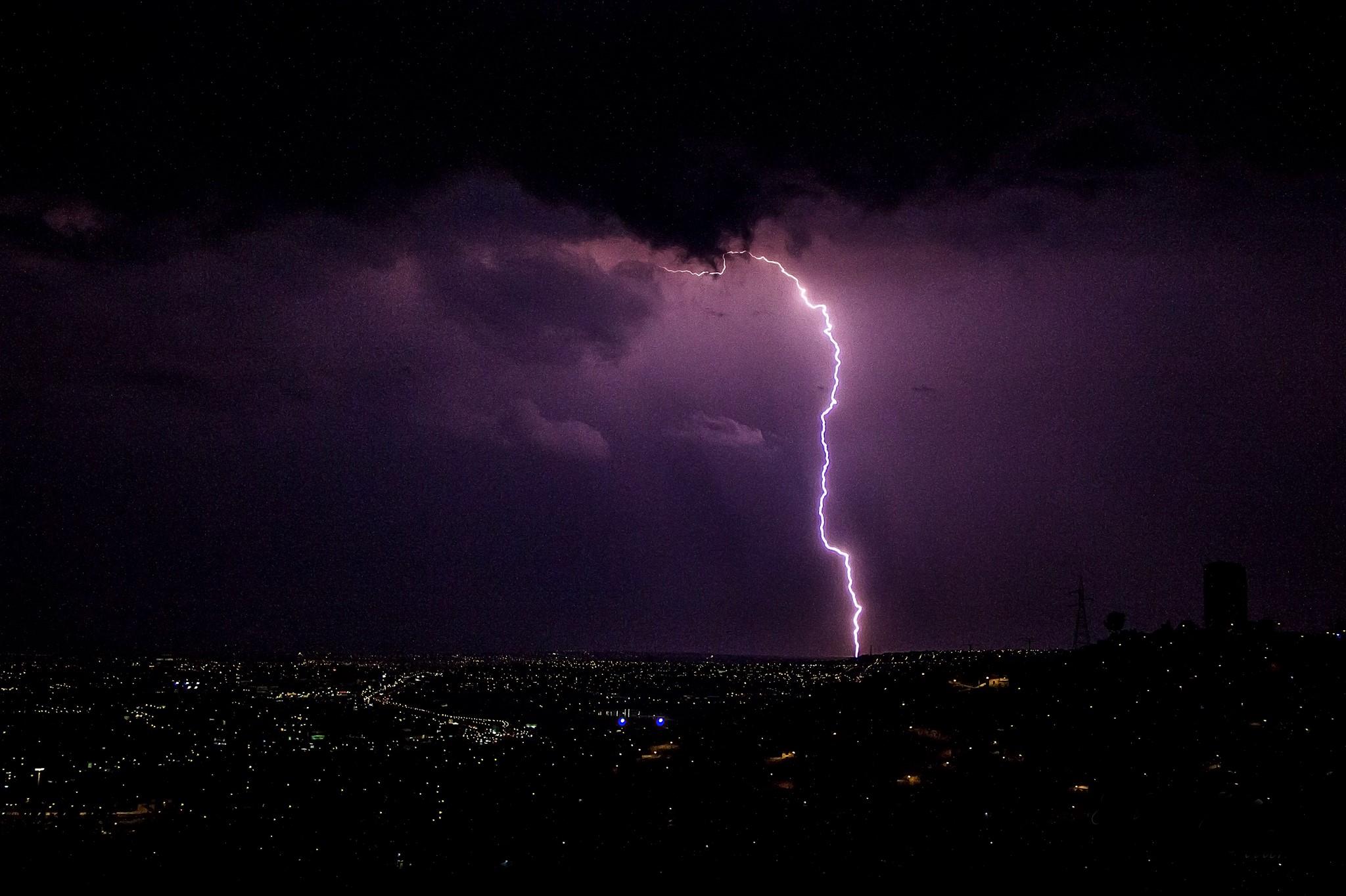 Thunder Photography