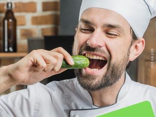Alimentando-se bem para garantir dentes saudáveis.