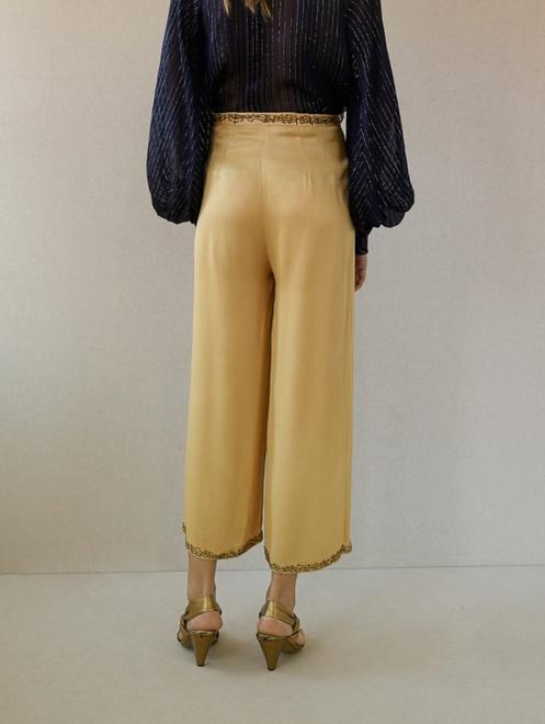 4f56d4ef Intropia Beads Culotte Pants
