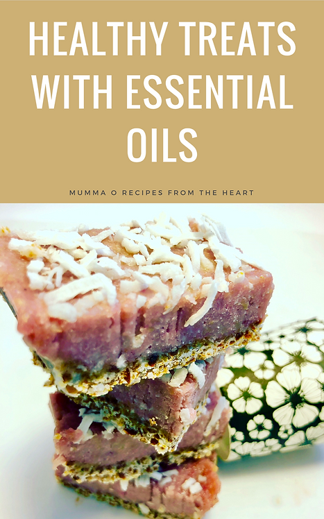 Healthy Treats with Essential Oils
