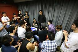 Workshop in Taiwan.