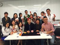 Magic Course for Manulife.