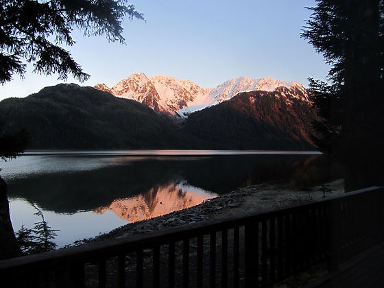 Big Country Lodge Hunting Cabin Rental in Alaska