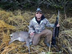 Sitka Blacktail Deer Hunters