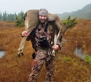 Justn Trotter  Alaska Deer Hunts by Serenity Adventure Charters Review