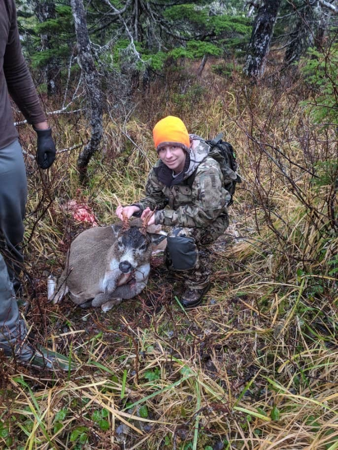 Sitka Blacktail Deer Hunters