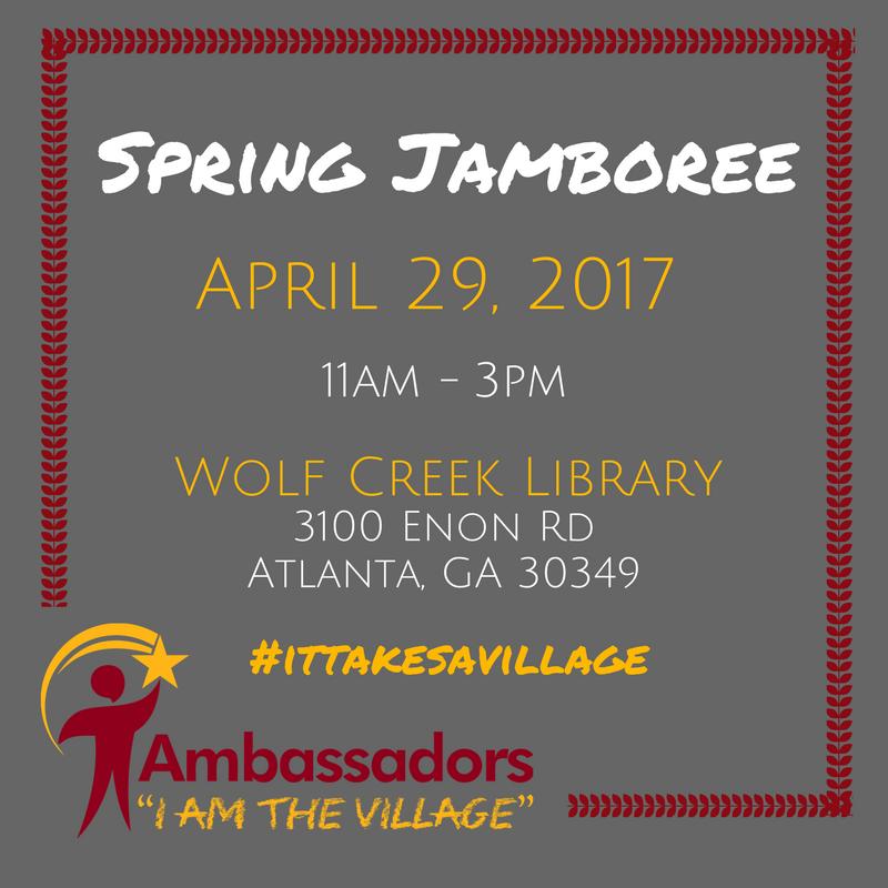 Ambassadors, Inc Spring Jamboree