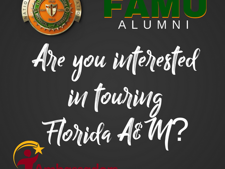 Are you interested in touring Florida A&M University?