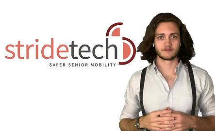 StrideTech Go Product Video