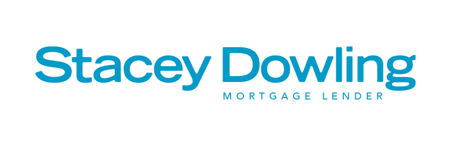 New Stacey Dowling full length logo | Light Blue