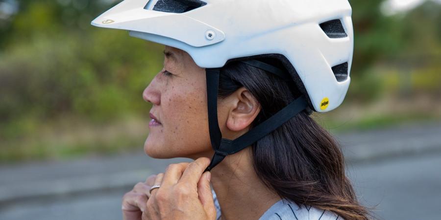 Proper helmet fit and safety