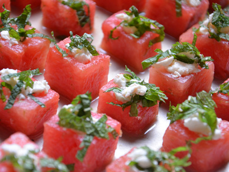 Make Watermelon Boxes with Chef Jasmine