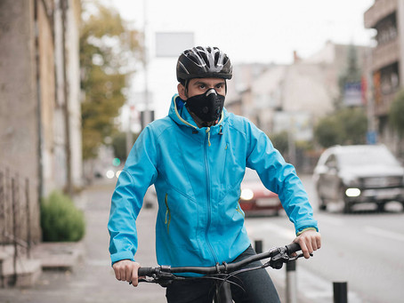 Wearing a mask while riding: Why its still so important