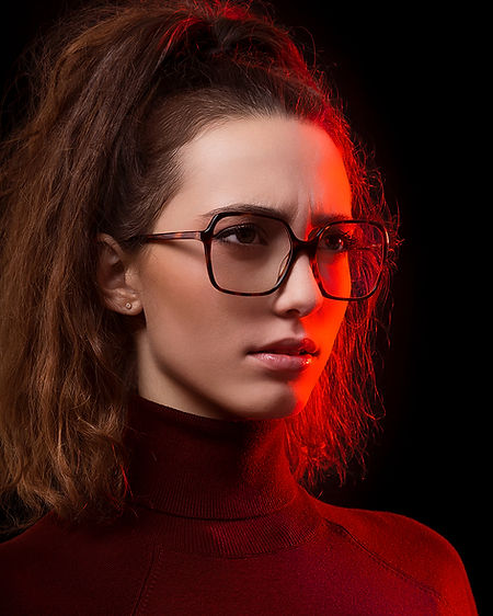 Caron Eyewear - Fashionista - Havana 2 -