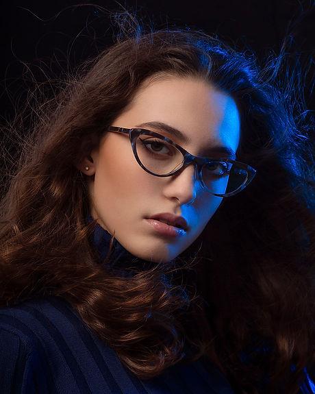 Caron Eyewear - Shine On - Blue Havana -