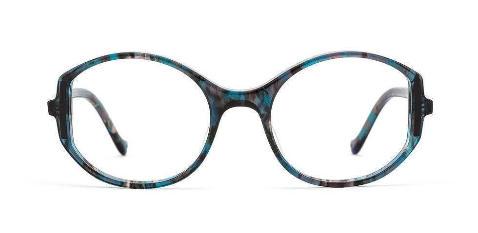 Iconic - Turquoise Pattern