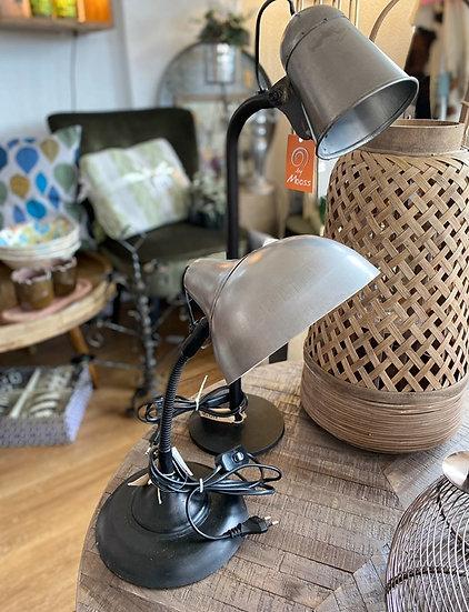 Retro bureau lampjes