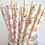Thumbnail: Burlap & Lace Paper Straws