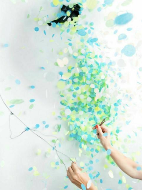 Gender Reveal Jumbo Balloon
