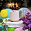 Thumbnail: Golden MOM Sparklers