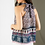 Thumbnail: Printed Halter with Pom Detail