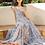 Thumbnail: Tie Strap Flutter Maxi Dress