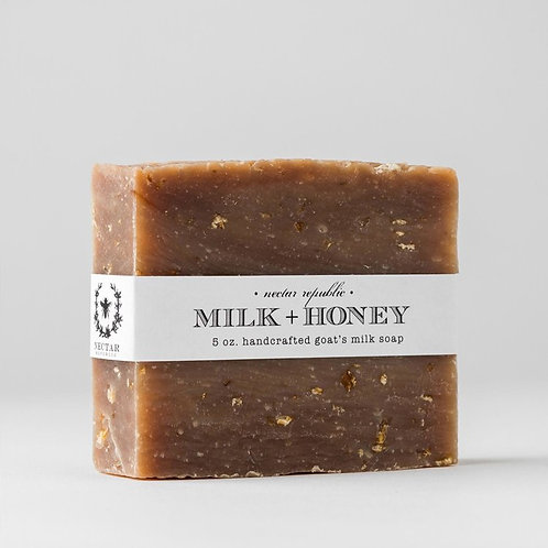 Milk & Honey Bar Soap
