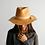 Thumbnail: Hannah Floppy Fedora - Mustard