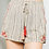 Thumbnail: Printed Shorts with Embroidery