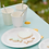 Thumbnail: Blush and Gold Paper Plates