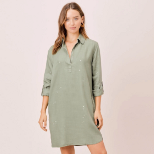 Harley Tencel Shirt Dress