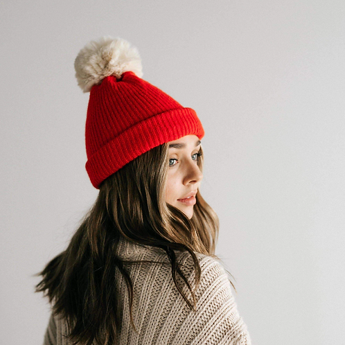 Dylan Beanie - Red