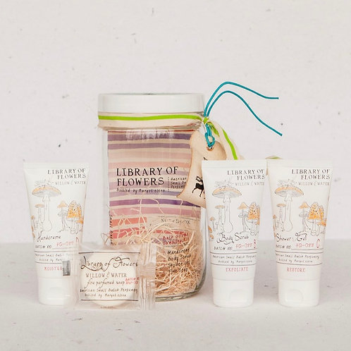 Willow & Water Bath Goods Sampling Kit