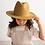 Thumbnail: Wes Kids Fedora - Mustard